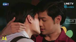 How Many Real Kiss Did KristSingto Have?