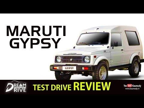The New Maruti Gypsy   Dream Drive EP 274   Kaumudy TV
