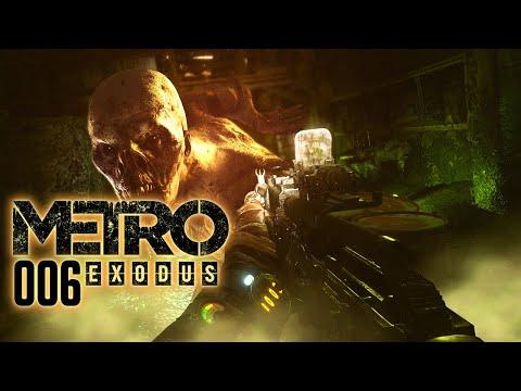 METRO EXODUS ☢️ 006: Strahlemann und Söhne