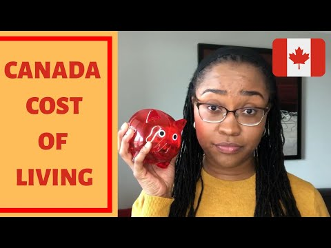 COST OF LIVING IN CANADA - RENT