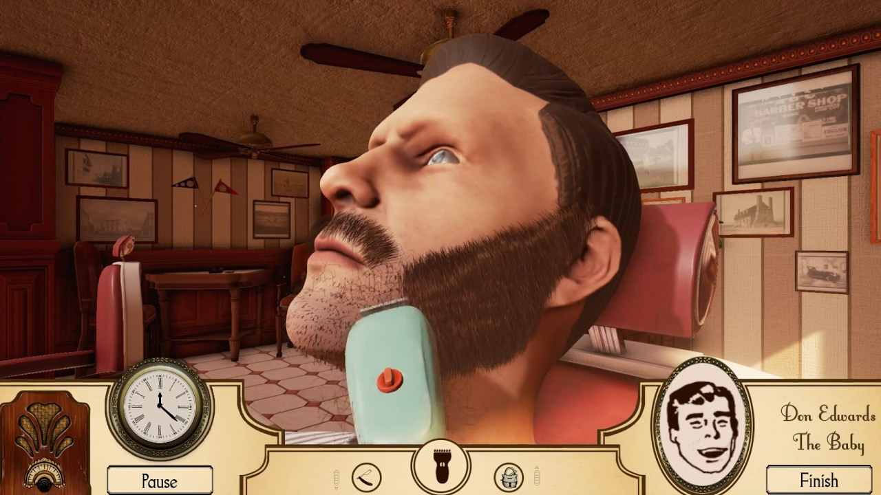 barbershop simulator