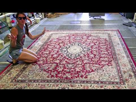 Oriental rug cleaning service Lighthouse Point, Florida.