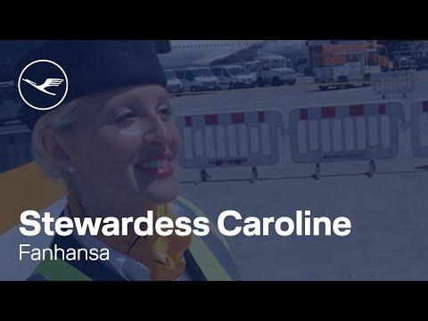 Viel Glück, Jungs! Eine Flugbegleiterin über das Erlebnis Fanhansa | Lufthansa