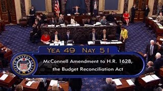 """""""Far from Over"""": Senate Narrowly Defeats Obamacare Repeal, But More Attacks on Healthcare Loom"""