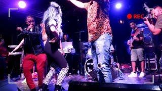 SADHANA, K.I., BEAT ROCKERZ, LIVE IN NICKERIE. SU TOUR 2019 - VLOG #179
