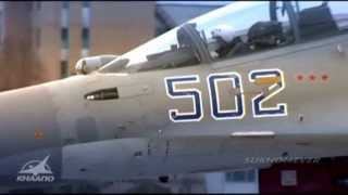 Russian Air Force - Flankers and Fulcrums [HD]