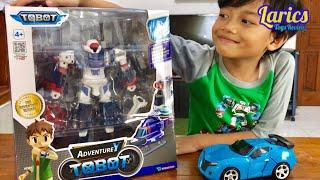 Tobot Y Adventure Helikopter BESAR (Young Toys) Keren Banget 😱😱😱😱