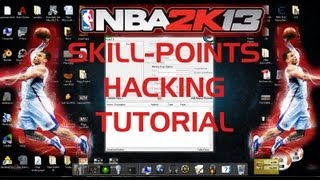 NBA 2K13- Unlimited Skill Points Hack Tutorial (Cheat Engine) PC