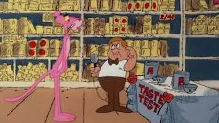 Pembe Panter Süpermarket Macerası - Çizgi Film ( TÜRKÇE )