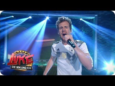 DFB - Mit freundlichen Grüßen - Lukes WM-Rap - LUKE! Die WM und ich