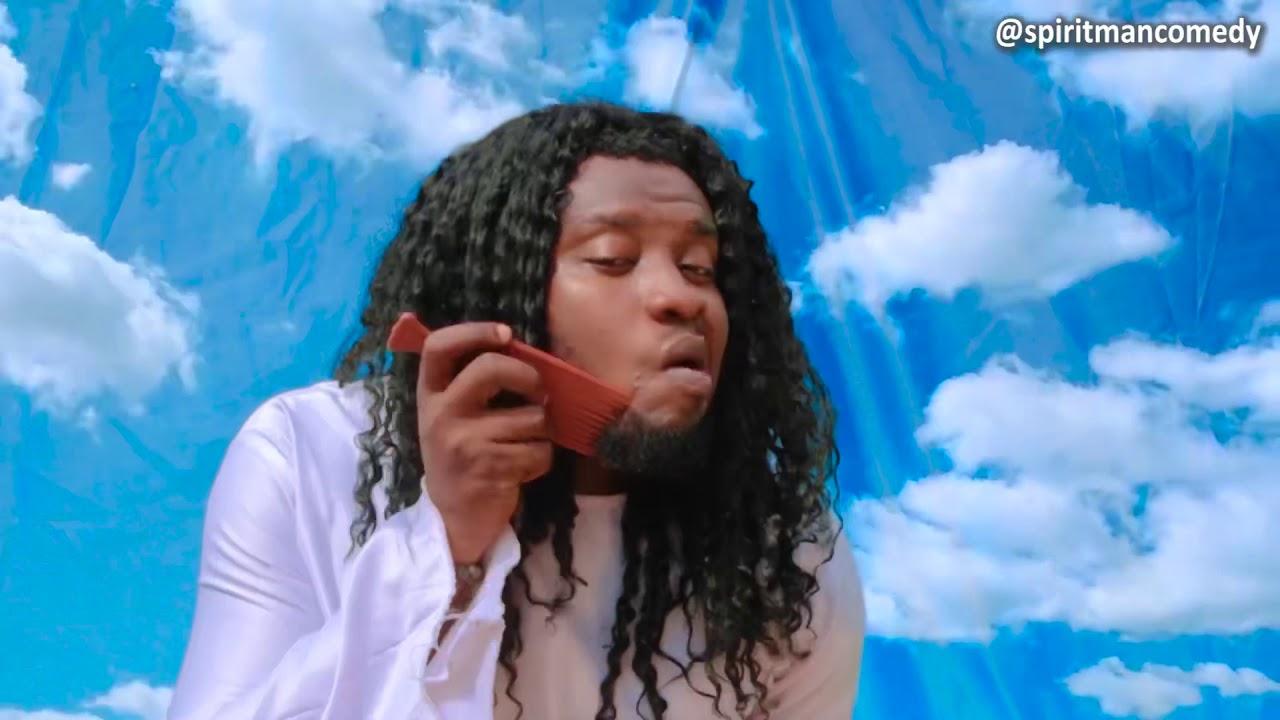 Download Jesus visits Nigeria on his birthday - Spiritman comedy