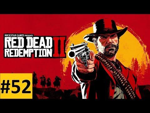 Леопольд Штраус и Маугли - Red Dead Redemption 2 (прохождение RDR2, 2018) #52