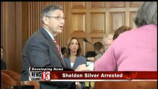 NY Assembly speaker arrested on public corruption charges