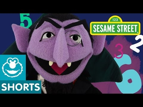 Sesame Street: Sg of the Count
