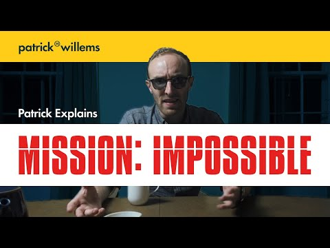 Patrick Explains MISSION: IMPOSSIBLE (And Why It's Great)