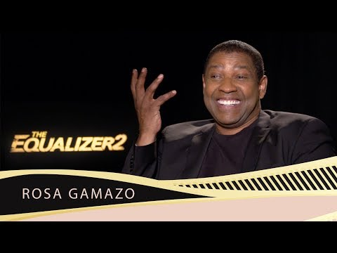 Denzel Washington: my mom loved me unconditionally