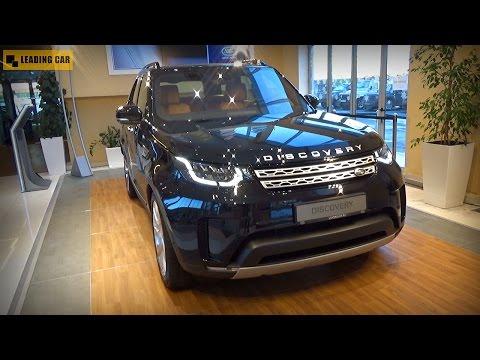 Новый Land Rover Discovery. Обзор без слов