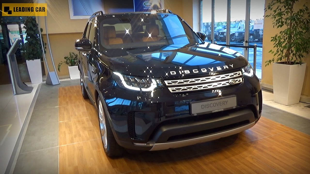 Foto Land Rover Discovery >> Новый Land Rover Discovery. Обзор без слов - YouTube