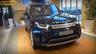видео Новый Land Rover Discovery 2017