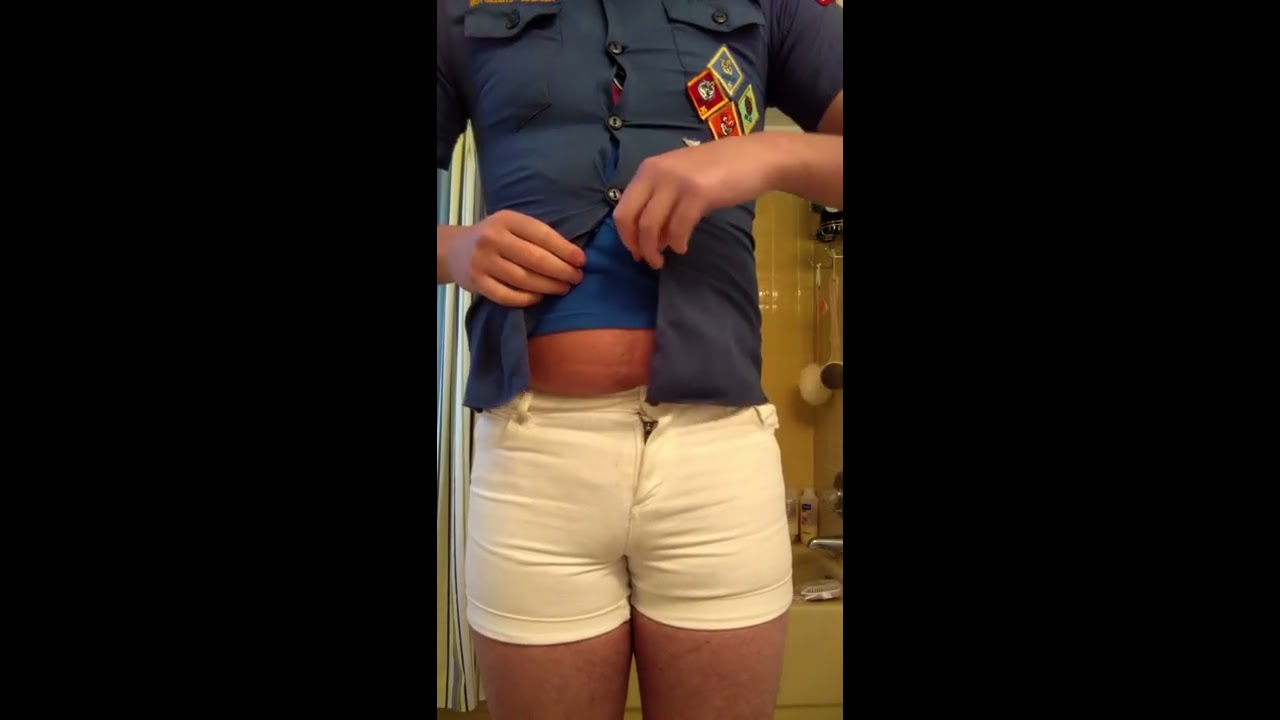 Super bloated belly in tight clothes youtube for Dress shirts for big bellies