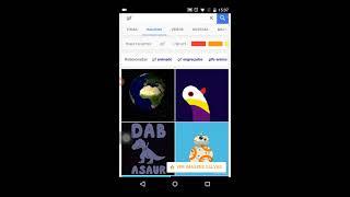 Como baixar GIF pelo google sem site