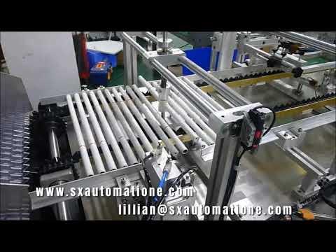 vollautomatische hohle Einzelteilkettenart Siebdruckmaschine, Eisenschlauch, Stiftdrucken