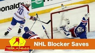 NHL Blocker Saves