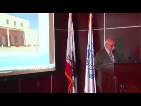 """History of Iraqi Armenian Churches"" at Crescenta Valley Armenian Apostolic Church"