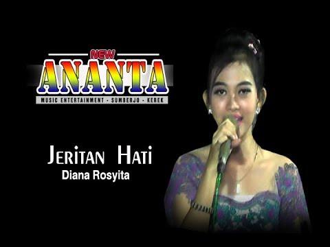 "JERITAN HATI "" Diana Rosyita "" Live Show "" NEW ANANTA Music Entertainment"