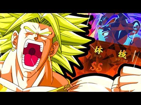 Broly Breakdown - Dragon Ball FighterZ Tips & Tricks
