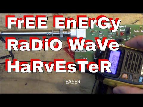 DuB-EnG: Free Energy Radio Wave Harvesting PT2 - Testing - Does it work?