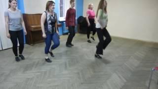 Майский выпуск_ Видеоурок по степу_Крэмп рол_Status Tap(Наш майский свежак!:) Школа -коллектив