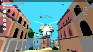 leveling up in ALO on roblox
