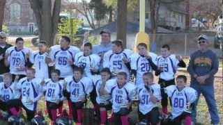 Wildkat Youth Football 2012 6th Grade Champs