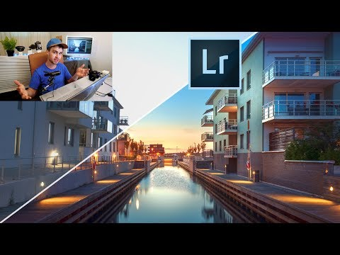 HOW TO GET THE MOST OUT OF LIGHTROOM - An In Depth Editing Tutorial