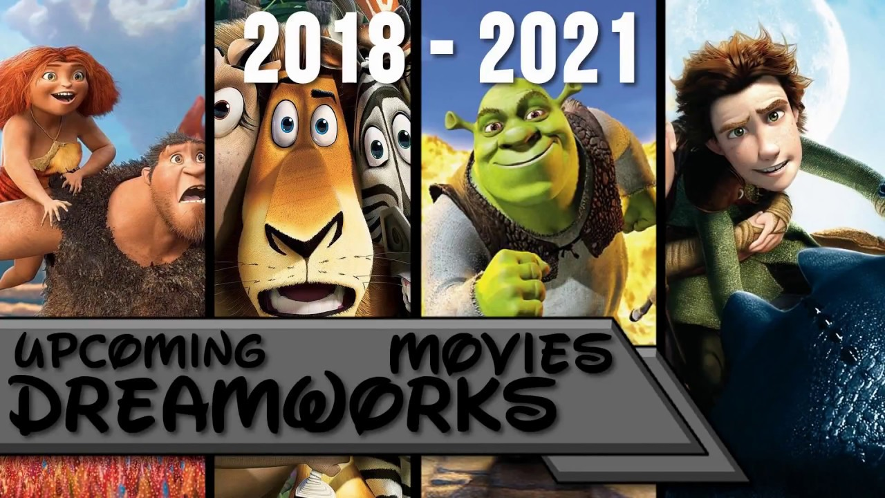 Animated Films 2021