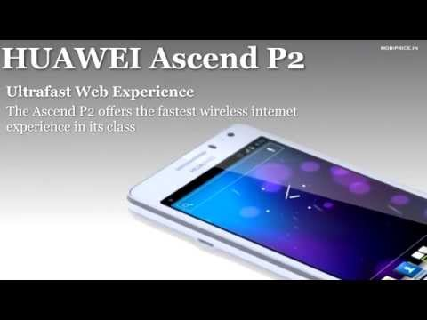 HUAWEI Ascend P2 Price and Specifications