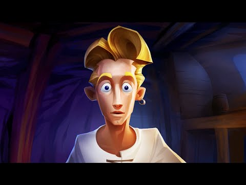 The Secret of Monkey Island Special Edition (PC) Playthrough - NintendoComplete