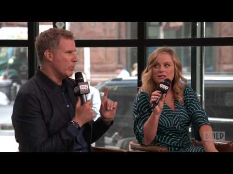 Will Ferrell And Amy Poehler Discuss Improvisation