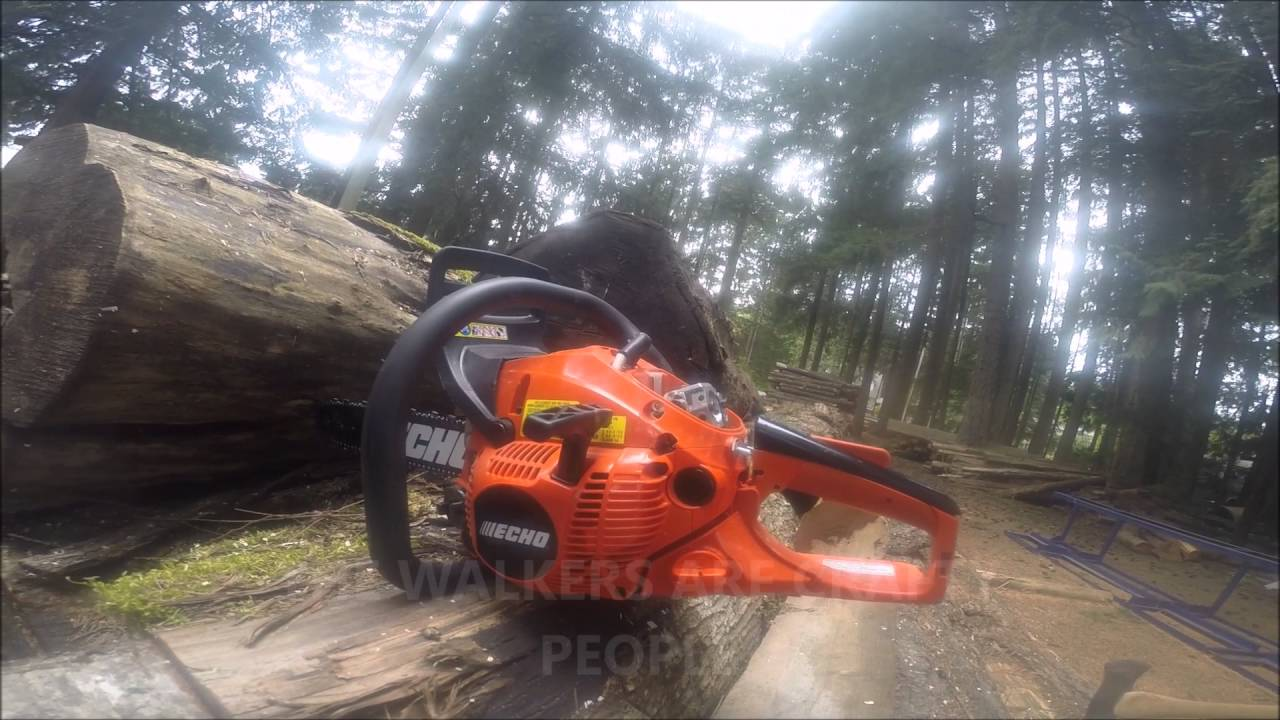 LITTLE HOT ROD ECHO POWER SAW