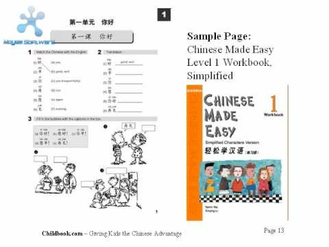 Chinese For Beginners Pdf