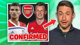 Ben White CONFIRMED Arsenal Transfer By David Ornstein!