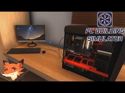 PC BUILDING SIMULATOR #8 [FR] Job terminé ! Je reçois ma plus grosse prime !