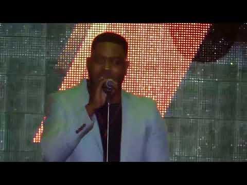 Slap Dee at the SUN FM Kwacha Music Awards 2017