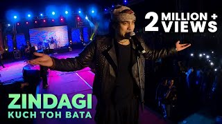 Jubin Nautiyal - Zindagi Kuch toh Bata  Live at NIT Jamshedpur | Part-2