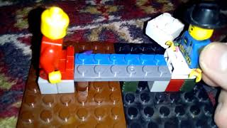 LEGO сериал следствие вёл Зайцев 1 сезон 1 серия начало раследования