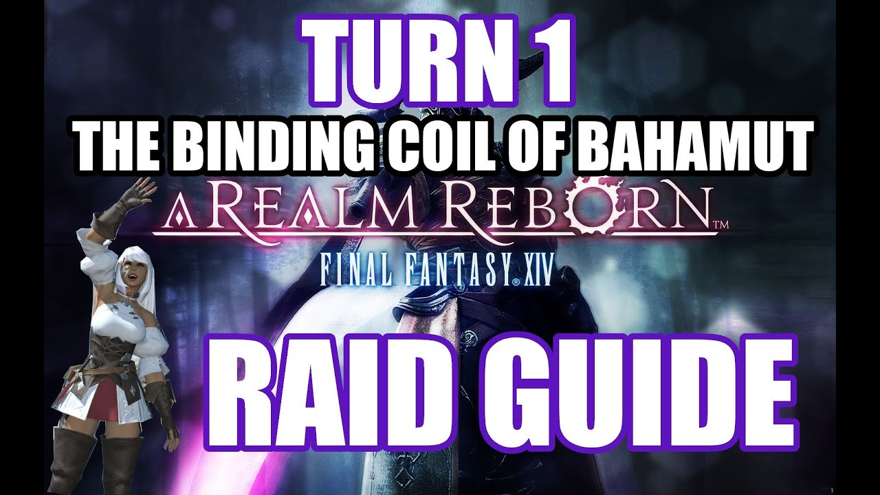 The Binding Coil of Bahamut – Turn 1 – Gamer Escape: Gaming