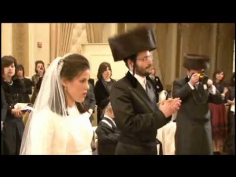 ებრაული საქორწილო ცეკვას