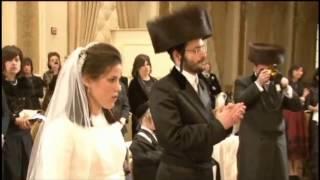 ებრაული საქორწილო ცეკვას - Свадебный танец евреев