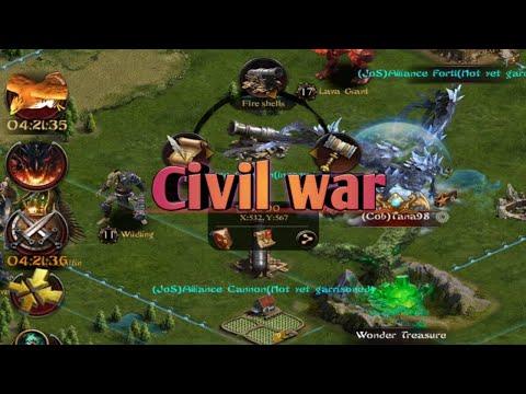 Clash Of King 2020 : Civil War
